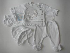 Набор для новорождённых №214