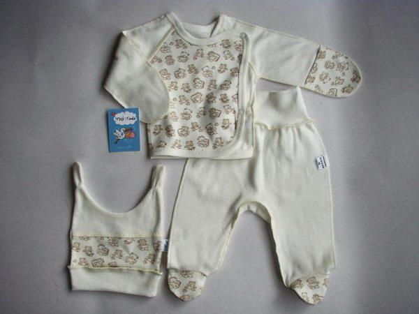 Набор для новорождённых №668