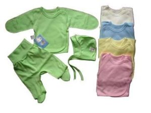 Набор для новорождённых №207